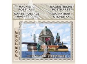 Copenhagen :: Flexible Magnetic Photo Cards