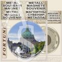 Copenhagen :: Fridge Button Magnets
